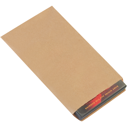 Brown Paper Merchandise Bags
