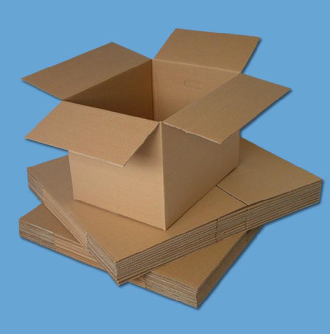 Boxes & Cardboard