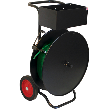 Poly Strapping Dispenser Carts