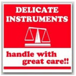 Delicate Instruments Labels