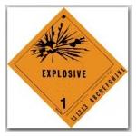 Hazardous Materials Explosive