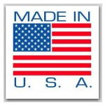 USA Flag Labels