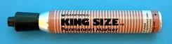 Sanford King Size Black Marking Pens 12-bx