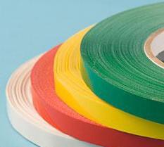 """3/8"""" Yellow Bag Sealing Tape 12/pk"""