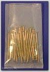 "3x6"" 6mil Clear Poly Bags 2000/cs"