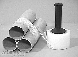 "3"" 120 Gauge Stretch Tape Bundling Film 18rl/cs"