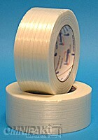 "2""x60yd General Purpose Filament Strapping Tape - 24rl/cs"