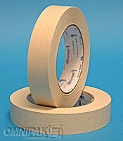 "3/4""x60yd Contractor Grade Masking Tape 48rl/cs"