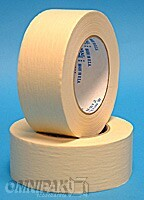 "2""x60yd Contractor Grade Masking Tape 24rl/cs"