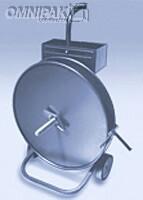 Universal Steel or Poly Strap Cart Dispenser