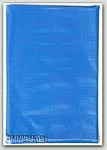 "6-1/4x9-1/4"" Blue HDPE Merchandise Bags *No Handles* 1000/cs"