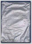 "6-1/4x9-1/4"" Silver HDPE Merchandise Bags *No Handles* 1000/cs"