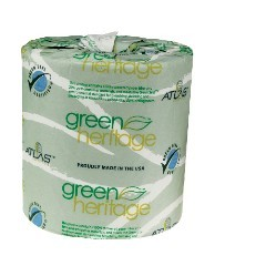 2ply Toilet Tissue 4.5x3.1 500sht/rl - 96rl/cs