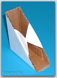 "5x5x1-1/2"" - CB3 Corrugated Corner Protection Pads - 50/Bundle"