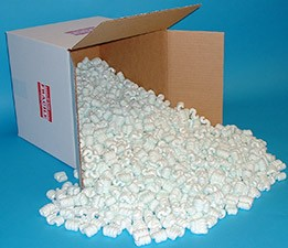 Polystyrene Packing Peanuts - 14cu.ft/bag