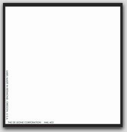 "4x4"" Blank Vinyl Labels 500/rl"