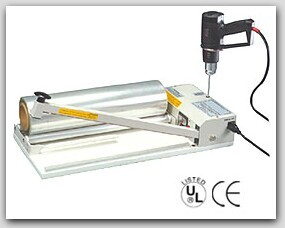 "18"" I-Bar Shrink Film Sealer with Gun"