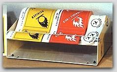 LDM-1250 Manual Label Dispenser 1-bx