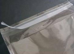 "2.5x3.5"" Resealable Lip-N-Tape bags 500/cs"