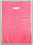 "12x15"" Magenta HDPE Merchandise Bags 1000/cs"
