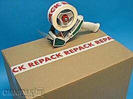 "2""x55yd Repack Tape - 36rls/cs"