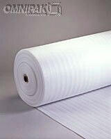 "1/8x48"" P12 Polyethylene Roll Foam - 450ft/rl"