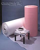 "1/16x72"" P12 Polyethylene Roll Foam - 900ft/rl"