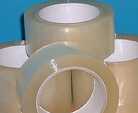 """2""""x110yd Packing Tape 6-Pack"""