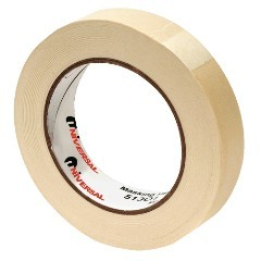 "General-Purpose Masking Tape 1"" 24 mm Width 36rl/cs"