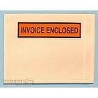 "4-1/2""x5-1/2"" Invoice Enclosed Envelopes 1000/cs"