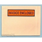"5-1/2""x10"" Invoice Enclosed Envelopes 1000/cs"