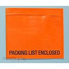 "5-1/4""x8"" Military Spec Packing List Enclosed Envelopes 1000/cs"