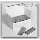"C58 Box Staples 1-1/4""x5/8"" 2500/Box"