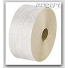 "3""x 450' Reinforced White Paper Gum Tape 10/cs"
