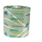 2ply Toilet Tissue 4.1x3.1 500sht/rl - 96rl/cs