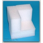 "3x3x3 x 2"" - FCB5 Foam Corner Protection Blocks (Fabricated Polyethylene) - 168/Carton"