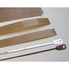 "15"" 3mm Foot Sealer Repair Kit with Cutter"