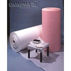 "1/8x72"" P12 Polyethylene Roll Foam - 450ft/rl"