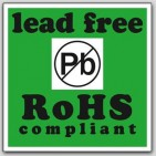 "2x2"" Lead Free RoHS Compliant Paper Labels 500/rl"