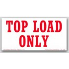 "3x6"" Top Load Only Shipping Labels 500/rl"