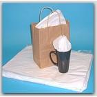 15x20 #1 White Tissue Paper - 1000/pack
