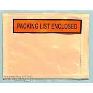 4-1/2&quot;x5-1/2&quot; Packing List Envelopes 1000/cs