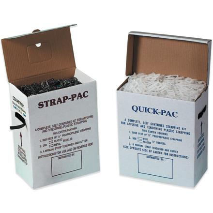 Poly Strapping Kits