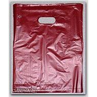 Burgundy Merchandise Bags