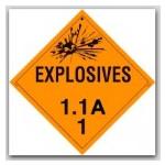 Hazardous Materials Placards