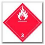 IATA Dangerous Goods - Class 3