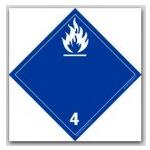 IATA Dangerous Goods - Class 4