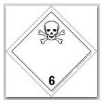 IATA Dangerous Goods - Class 6