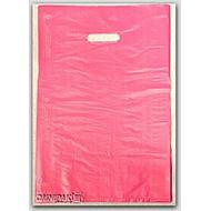 Magenta Merchandise Bags