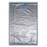 Silver Merchandise Bags